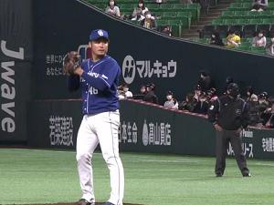 中日・鈴木博志がまた好投! 最近4試合で4回2/3をパーフェクトピッチング!【ここまでの全登板結果】