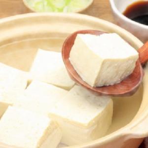 便秘解消・改善に効果的な「豆腐」の食べ方や注意点まで!