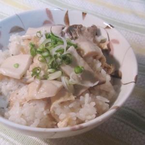 簡単メニュー!松茸風味が味わえるエリンギ炊き込み&ご飯抜き親子丼?