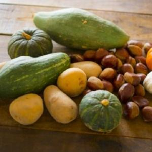 ダイエット(便秘解消)のポイント/炭水化物・油・野菜の摂り方