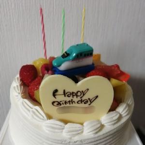 お誕生日の過ごし方。