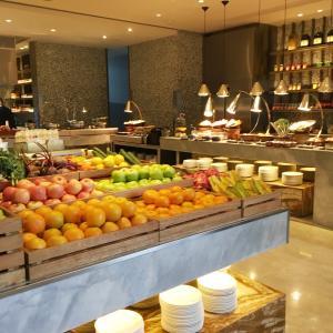 とても良かった、シェラトンホテルの朝食