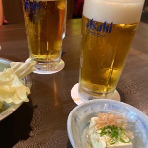 お茶感覚で、ぷらっと (新大阪 串かつ酒場 どん)