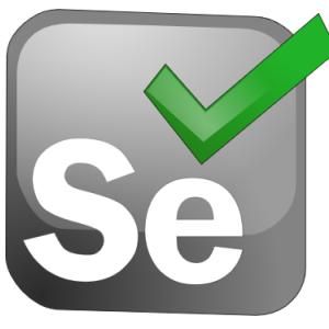 selenium webdriver練習用のソースコード公開