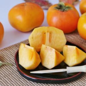 柿の栄養と効能!甘柿と渋柿の違いは?保存方法や日持ちさせる方法