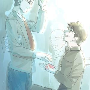 【腐】BL小説のファンアート描いたら表紙に使っていただけた話