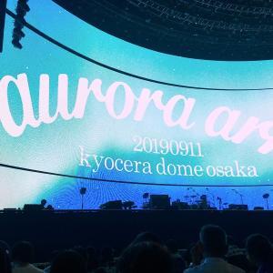 BUMP OF CHICKEN aurora arc京セラドーム行ってきた!※若干ネタバレあり!!!