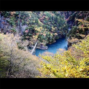 【秘境の地を訪れてみよう】 そとあそびのデスティネーション 寸又峡 静岡県榛原郡エリア 《そとあそびNO.70》