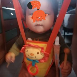 年子妊娠大変さ(1) - 豆腐メンタルデーのおもちちゃんのお世話
