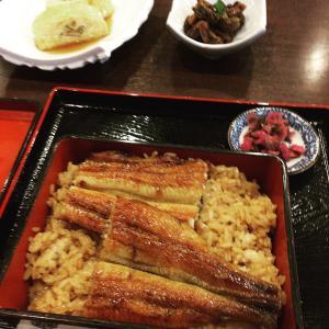 【鰻】大阪府八尾市の鰻屋さん ごかせ川【うなぎ】
