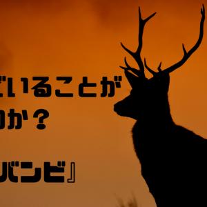 『バンビ』の名言から「一人でいる」ことの大切さを学んで人生を賢く生きてみよう