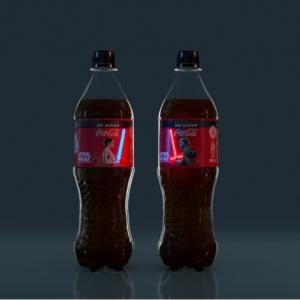 コカ・コーラ スターウォーズ シンガポール限定版ボトルが凄い値段になっている