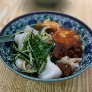 ビャンビャン麺@トアパヨ
