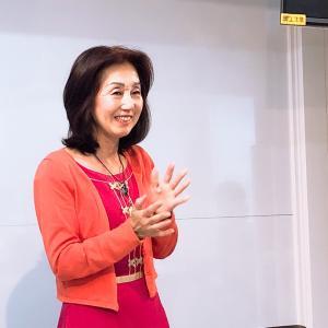 会いに行ける「引き寄せの法則」柴田美香さんの「わくわく講座」に参加しました。