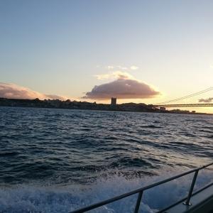 【釣行日記】2019年11月10日/オフショアジギング@明石海峡