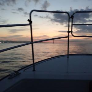 【釣行日記】2021年10月10日/オフショアジギング@明石海峡