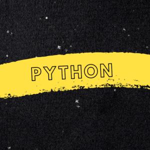 【プログラミング】Pythonの読み方知ってる?