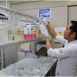 日本で働いている外国人看護師