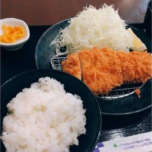 「とんかつ さく膳」で食べた川越のブランド豚「小江戸黒豚」のとんかつがめちゃめちゃジューシー!