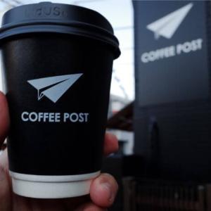 本川越駅にあるコーヒースタンド「COFFEE POST」の想いを込めた1杯。