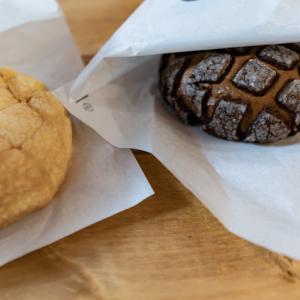 川越「ボン・デ・メロン」でサクサクふわふわのメロンパンをテイクアウト