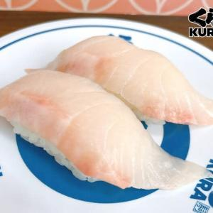 回転情報~無添くら寿司さん、『琉球スギ』