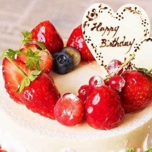 月曜断食ダイエット【39日目】誕生日ケーキを食べます(*^^)v 妻に感謝の日々!