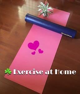 緊急事態宣言、自宅でトレーニング
