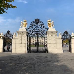 ベルヴェデーレ宮殿(上宮)へ行ってきた