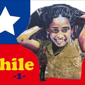 大好きなbig brother とsisterに会いに行ってきたよ!チリ編1 I visit my big brother and sister in Chile.