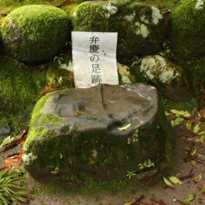 勝山市 平泉寺白山神社 「周辺の史跡、伝説編」弁慶、東尋坊など