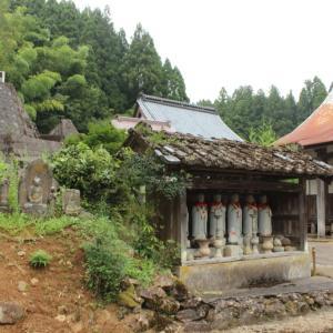 福井市 一乗谷村、鹿俣散策「村歩き、神社仏閣や伝説など」