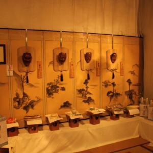 勝山市 北谷町谷のお面さん祭り 2月15日 「午前の部、集落散策」