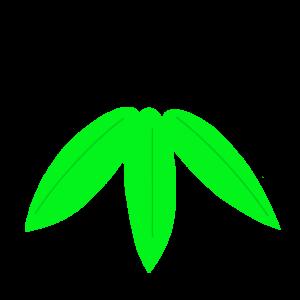 竹のイラスト 2