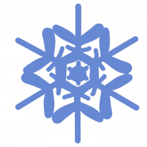 雪の結晶イラスト 8