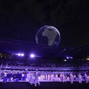 東京2020オリンピック開幕
