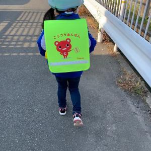 ピカピカの1年生 初登校!からの休校