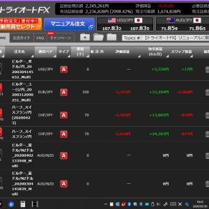 FXの記録 ~2020/5/24-5/30の週~