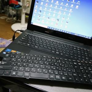 ノートパソコンのキーボードが壊れてしまった