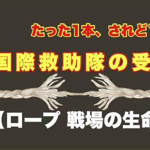 【ロープ 戦場の生命線】あらすじはドンパチなしの戦争映画