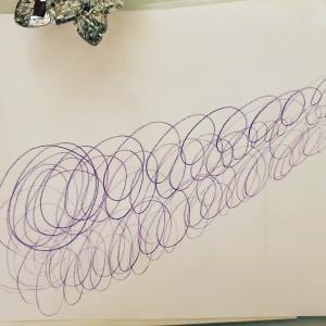 思いのままに落書きをしてみて♪あなたの今の心が投影される落書き