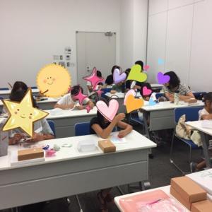 夏休み子ども教室!こんな感じでしたー!