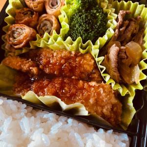 今週のお弁当作りが終わった\(^o^)/☆学生バイトさんの面談!