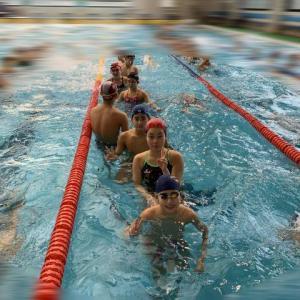 大分県冬季室内水泳競技大会