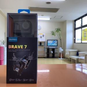 アクションカメラ : AKASO BRAVE7