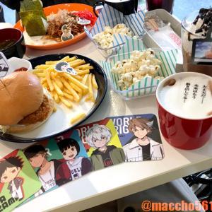 ワールドトリガーカフェ Animax Cafe+