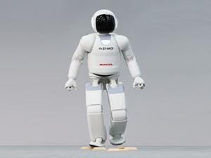 20.9.23・・・ASIMO歩き