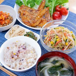 味しみしみ♪もやしの中華サラダ(^O^)/