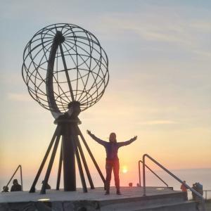 最北端の地ノールカップへ行く【ノルウェー北部フィンマルクおすすめ観光プラン】