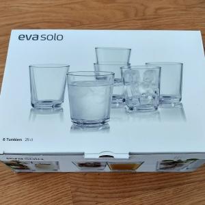 Eva solo(エヴァソロ)耐熱ガラス製タンブラーのレビュー